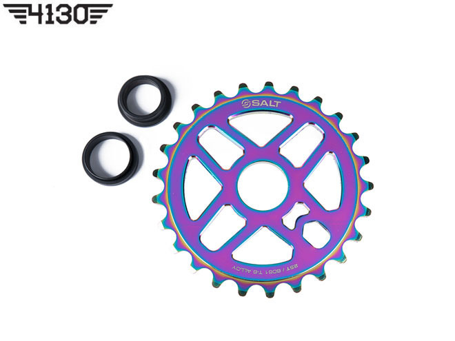 SALT PRO Sprocket 25T -Oil Slick- [재입고]
