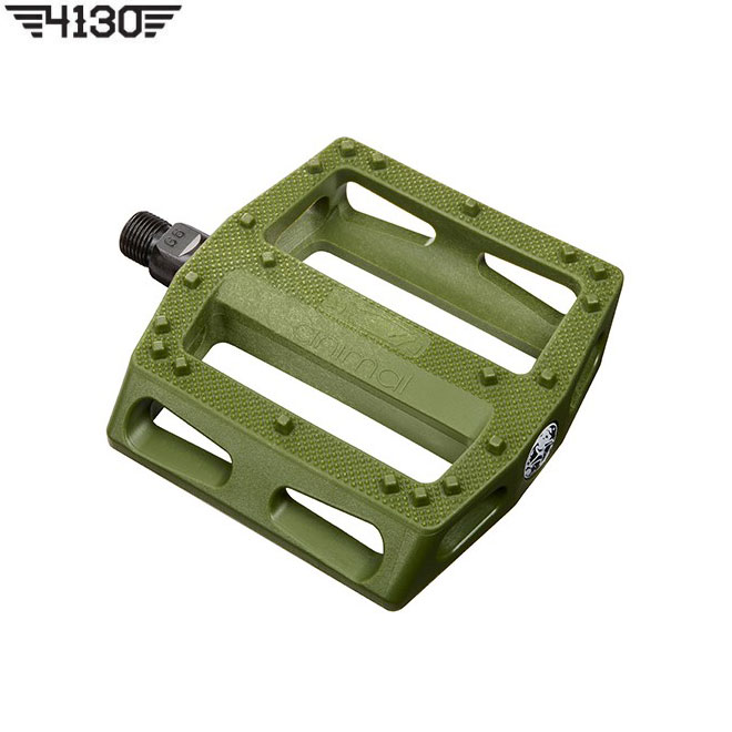 ANIMAL Rat Trap Pedals -Green-