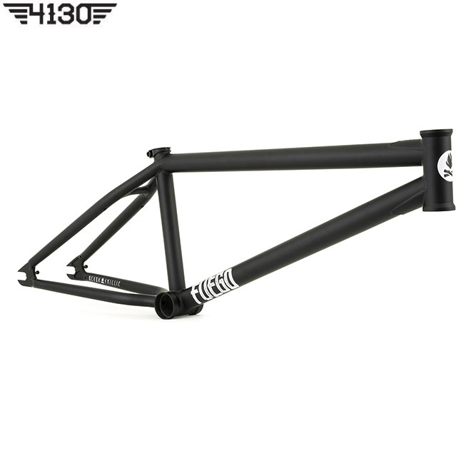 FLY FUEGO5 FRAME [20.7 / 21 TT] -Flat Black- [Devon Smillie S.G]