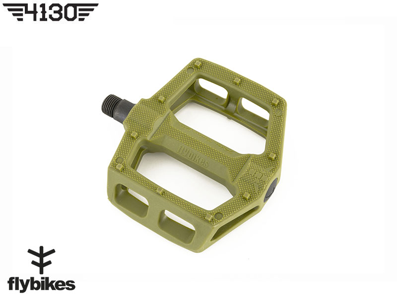 FLY RUBEN PC Pedals -Military Green-
