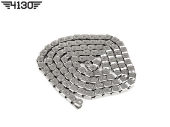 Salt Cool Knight Chain -Silver-
