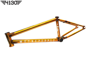 "WeThePeople 2017 BUCK Frame -20.5""TT- [Dillon Lloyd Signature] -Translucent Honey Gold-"