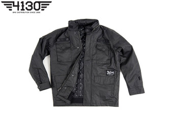 SHADOW Decisive Jacket -Black- XL
