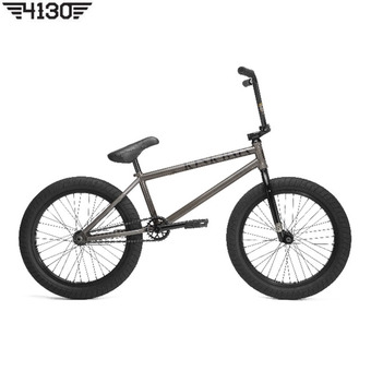 "2018 킨크 다운사이드 / KINK DownSide BMX 20.75""TT -Gloss Raw Gold Flake-"