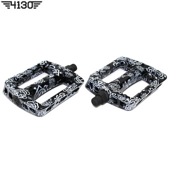 ODYSSEY Twisted Pro Pedals -Monogram All Over Black- 오딧세이 모노그램 프로 페달