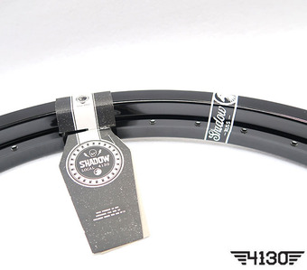 SHADOW Truss Rim -Black-