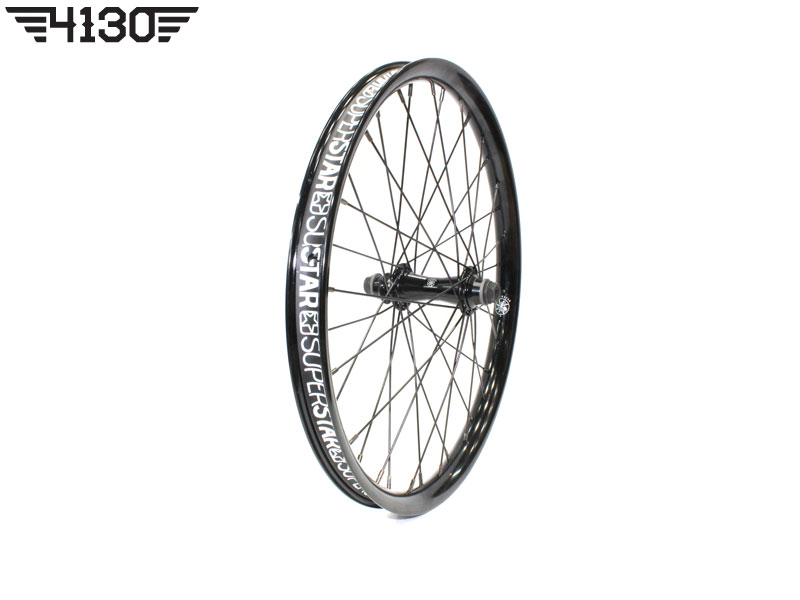 SUPERSTAR Overdrive front wheel